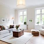 Nordic Bliss Swedish Home Scandinavian Style White Living Room Chest