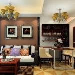 Norwegian Interior Design Living Dining Room