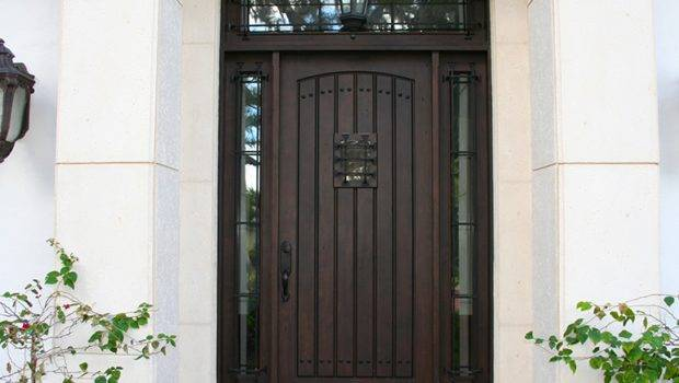Oak Doors Front Door Example Using Lagon Range Style