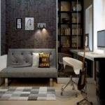 Office Design Cool Small Home White Table