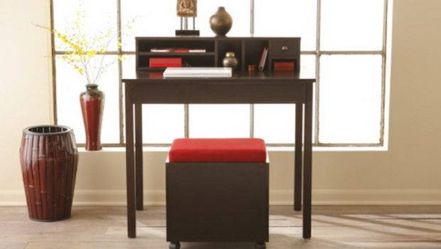 Office Desks Small Spaces Minimalist Desk