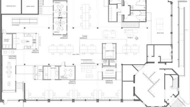 Office Furniture Floor Plan North Skylab Architecture