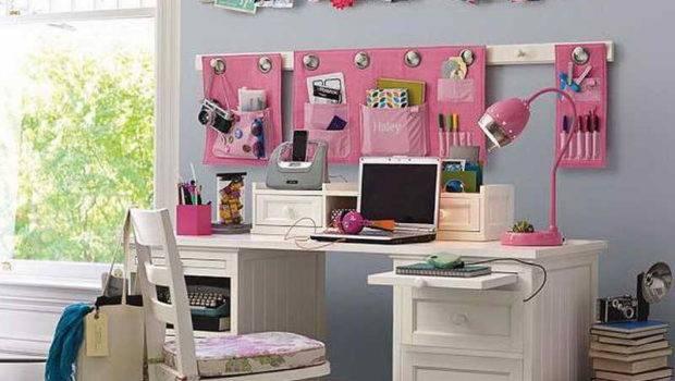 Office Organization Ideas Diy Corner Desk