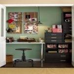 Office Workspace Great Home Closet Organization Ideas