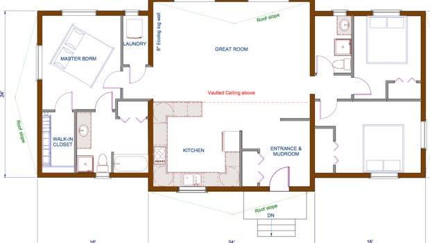 Open Concept Bungalow Floor Plans Ecolog Homes Design
