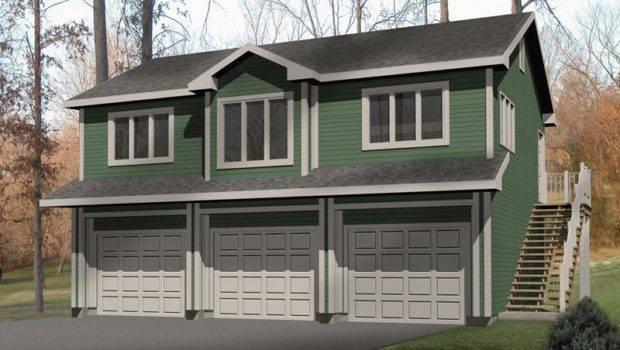 Open Garage Apartment Floor Plans Stroovi