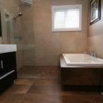Open Shower Design Ramiques Hugo Sanchez Inc