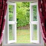 Opening Window Simple Natural Ventilation Strategy Credit