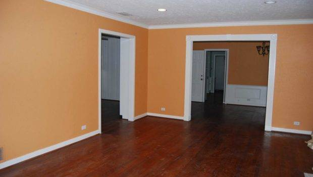 Orange Wall Paint Colors