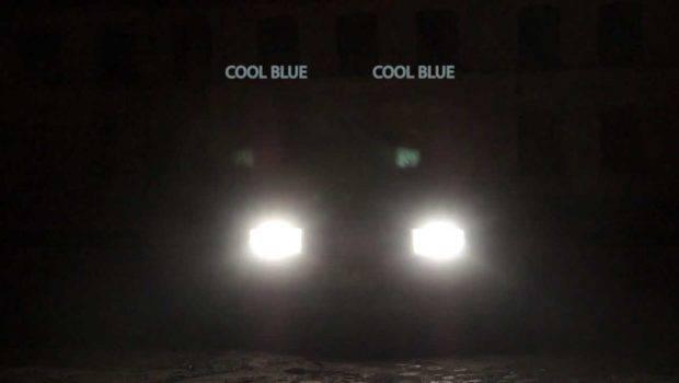 Osram Cool Blue Standard Bulbs Youtube