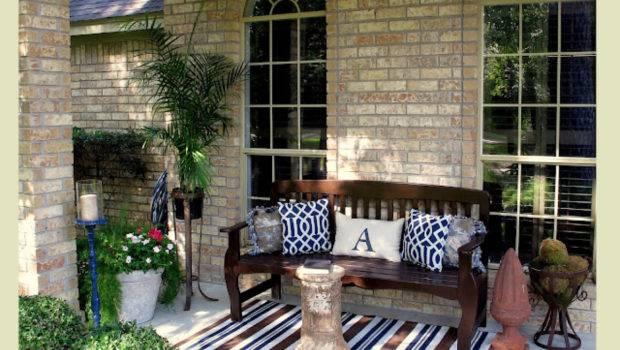 Outdoor Decor Casual Comfy Front Porch Ideas Huffington Post