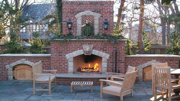 Outdoor Fireplaces Fire Pits Kansas City
