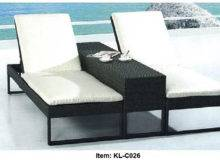 Outdoor Patio Sofa Lounge Canopy Day Bed Furniture Deck Poolside