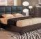 Padded Headboard Designs Elegant Bed Inspiration Interior Fans