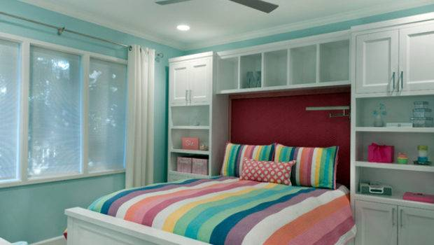Paint Color Ideas Teen Girl Bedroom Modern Home