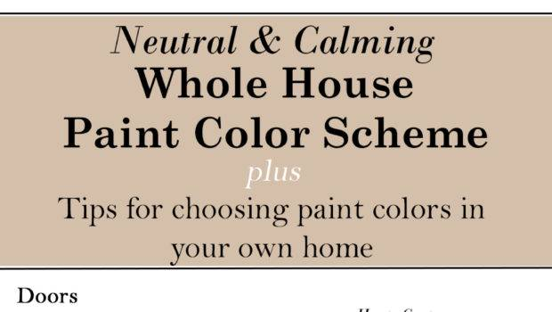 Paint Colors Used Our Home Tips Picking