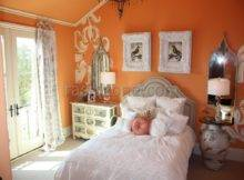 Painting Ideas Bathroom Walls Orange Bedroom