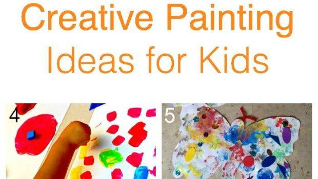 Painting Ideas Techniques Projects Kids