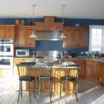 Painting Kitchen Cabinets Color Ideas House Remodeling