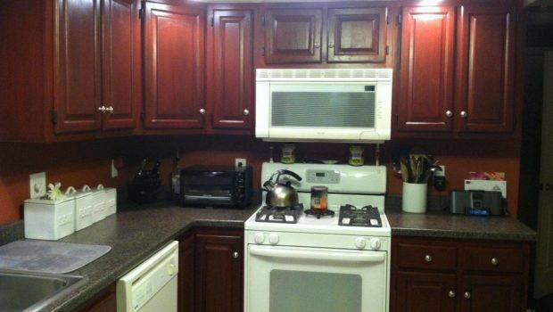 Painting Kitchen Cabinets Painted Cabinet Ideas Urumix