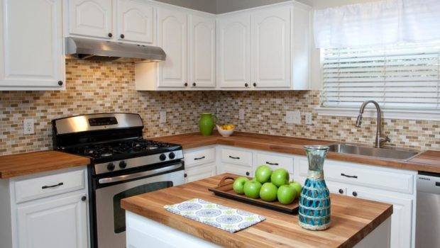 Painting Kitchen Countertops Options Ideas Hgtv