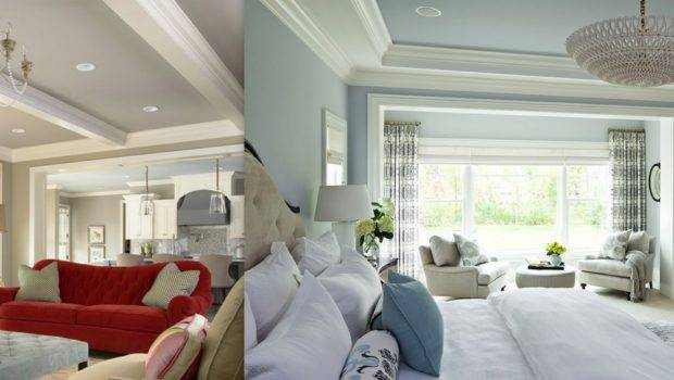 Painting Your Ceiling Can Transform Rooms