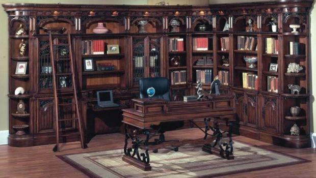 Parker House Home Office Library Desk Bar Furniture Plus