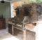 Patio Bbq Summer Kitchen Area Good Looking Designs