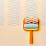Patterned Paint Rollers Portfolio Matthijs Kok