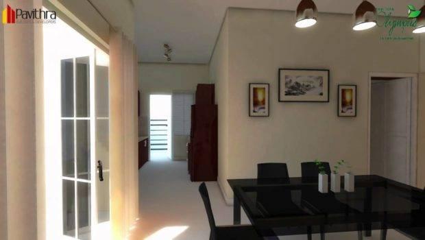 Pavithra Builders Olympus Bhk Apartment Interiors Youtube