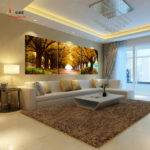 Pcs Tree Home Decoration Wall Paintings