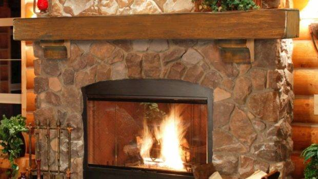 Pearl Mantels Shenandoah Pine Inch Fireplace