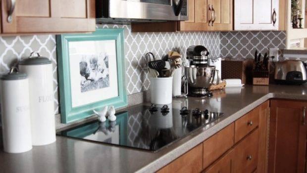 Peel Stick Backsplash Ideas Your Kitchen Decozilla