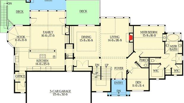 Perfect Floor Plan Lots Entertaining