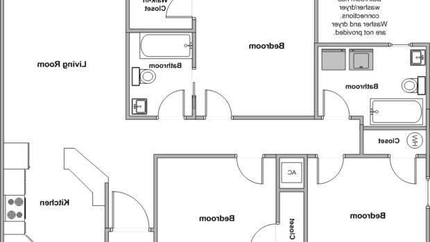 Perfect Floor Plans Bedroom Bath