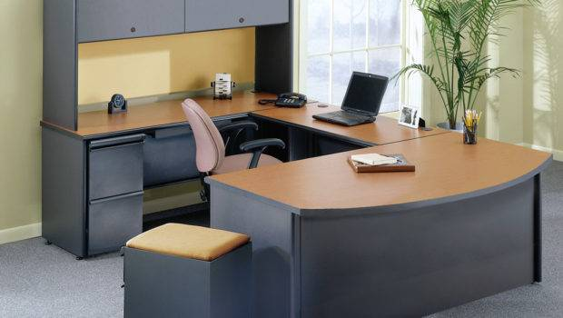 Perfect Front Office Desk Design