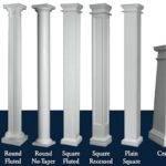 Permacast Columns Fiberglass Elite Trimworks