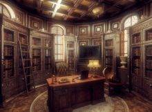 Phenomenal Gothic Interior Designs Orchidlagoon