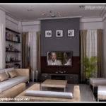 Philippine Dream House Design Modern Living Room