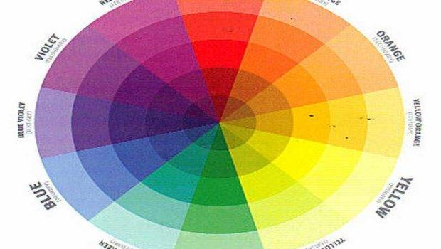 Photos Color Wheel Interior Design