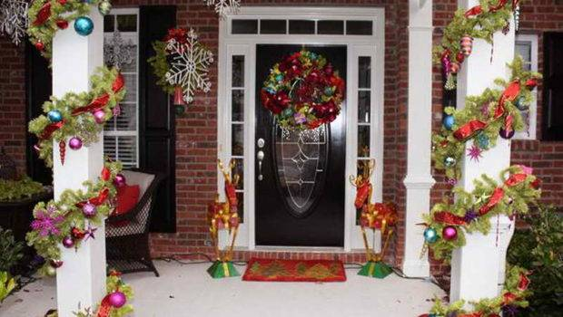 Photos Country Home Christmas Decorating Ideas