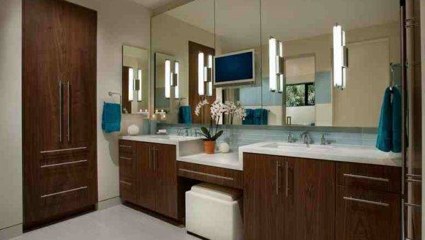Pick Out Best Bathroom Mirror Lights Decozilla