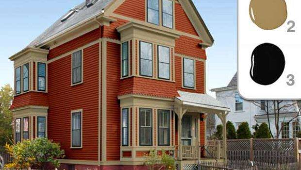 Picking Perfect Exterior Paint Colors Patriot