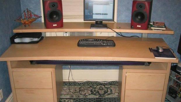 Pics Your Homemade Station Desk Gearslutz