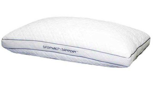Pillows Stomach Sleepers Pillow Side
