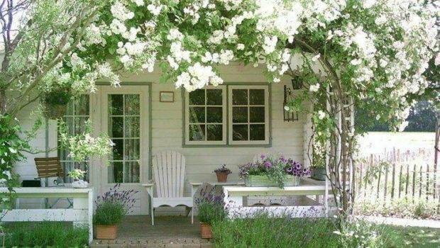 Pin Mary Front Porch Ideas More Cute Cottage Style Porche