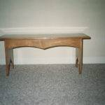 Plant Bench Wife Needed Set Front Window