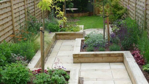 Planting Contemporary Garden