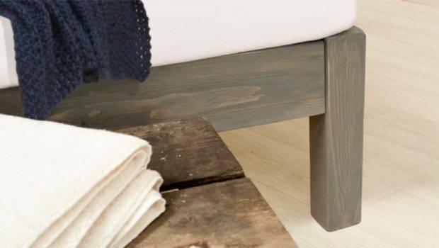 Platform Space Saver Wooden Bed Frame Get Laid Beds Close