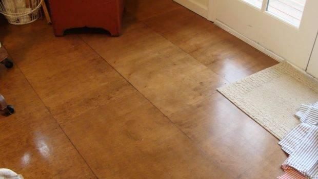 Plywood Floors Pressed Together Work Ordinary Wood